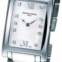Frederique Constant Geneve Carree FC200WHDC26B Elegante...
