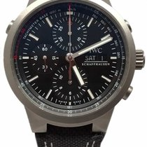 IWC GST Chrono Rattrapante Jan Ullrich 3715.37 Limited Edition