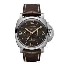 파네라이 (Panerai) LUMINOR 1950 EQUATION OF TIME 8 DAYS GMT...