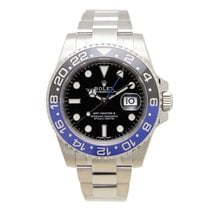 Rolex Gmt-master II Stainless Steel Black Automatic 116710BLNR