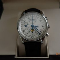 Longines Master Collection Chronograph Moonphase Calendar