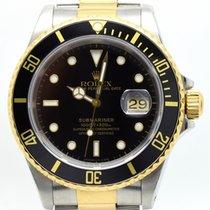 Rolex Submariner 16613, Box & Papers
