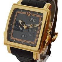 Ulysse Nardin 326-90/69 Quadrato Dual Time GMT Perpetual...