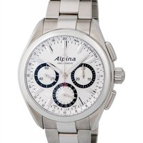 Alpina Alpiner 4 Manufacture Flyback Chrongraph Automatic...