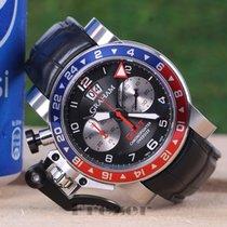 Graham Chronofighter Oversize Pepsi GMT