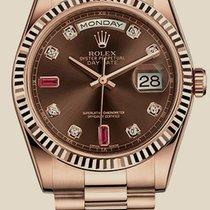 Rolex Day-Date 36MM EVEROSE GOLD