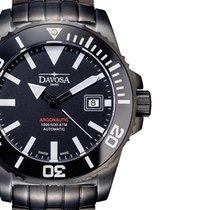 Davosa Swiss Argonautic 16149880 Analog Men Wrist Watch Gun...