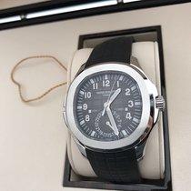 Patek Philippe Aquanaut Travel Time 5164A-001  Neu aus 8/17