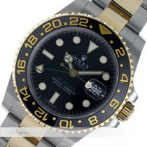 Rolex GMT-Master II Stahl / Gold 116713LN
