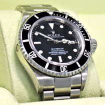 Rolex Sea-dweller 16600 Steel Oyster Date Men's Diver...