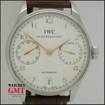 IWC Portuguese 7 Days Power Reserve NEW STRAP