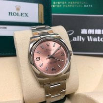 Rolex Cally - 114200 Oyster Perpetual Pink 369 粉紅色 [NEW]