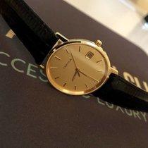 Certina Solid 14K Gold Mens Quartz watch vintage men's wristwatch