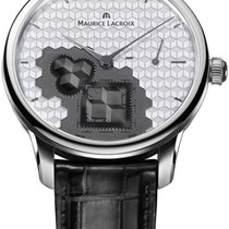 Maurice Lacroix Masterpiece Square Wheel Cube MP7158-SS001-909-1