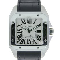 Cartier Santos 100 XL(SOLD)