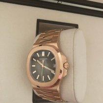 Patek Philippe 5711/1R  Nautilus Full Rose Gold 18k on Bracelet