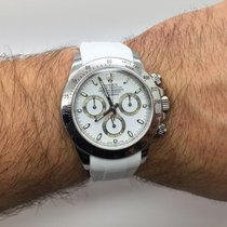 Cinturino silicone per Rolex rubber strap Datejust Submariner...