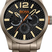 Hugo Boss Orange PARIS MULTIEYE 1513313 Herrenarmbanduhr...