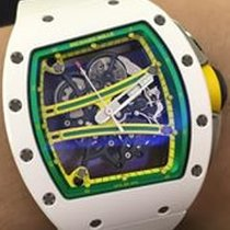 Richard Mille 100% NEW RM61 Yohan Blake White Asia Limited...
