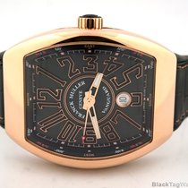 Franck Muller Vanguard Solid 18k Rose Gold