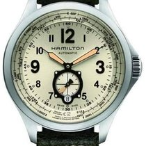 Hamilton Khaki Aviation QNE Automatikuhr H76655723