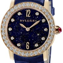 Bulgari BVLGARI Index Aventurin Diamanten