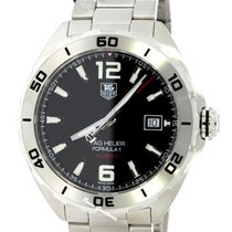 TAG Heuer Formula 1  41 mm Automatic Black Dial