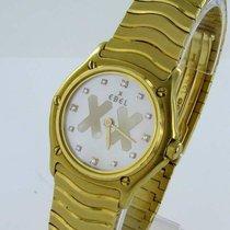 Ebel Sport Classique Limited Damenuhr 18kt Gold 750 Ref.8090121