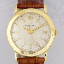 Eterna-Matic 14K Vintage Dresswatch no-Date Klassiker