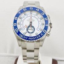 Rolex Yacht-Master II Watch 116680 Blue Ceramic Bezel