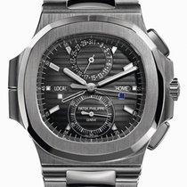 Patek Philippe Nautilus Chrono Dual Time 5990 - 5990/1a