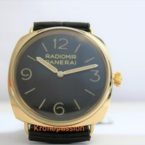 Panerai Radiomir Pink Gold PAM 379 Special Editions