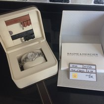Baume & Mercier Linea Quartz Women's Watch Ref. MOA10035