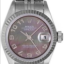 Rolex Lady Datejust Stainless Steel Ladies Watch Mother of...