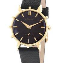 Jaeger-LeCoultre Pre-Owned Mens 14k Gold Watch - Fancy Bezel...
