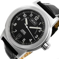 Oris BC3 Day Date Automatic Pilot Big-Day Date Herren Uhr