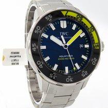 "IWC ""Aquatimer 3568"" Watch - 44mm Case Size  / SUPER..."