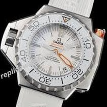 Omega Seamaster PLOPROF 1200M CO-AXIAL Steel Case/Rubber Strap