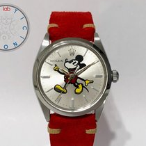 Rolex Air King Precision Mickey Mouse