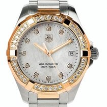 TAG Heuer Aquaracer Date Lady Diamonds