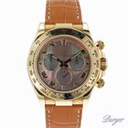 Rolex Daytona Yellow Gold MOP Dial