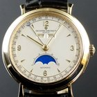 Vacheron Constantin Calendrier Moonphase Or Jaune
