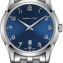 Hamilton Jazzmaster Thinline H38511143 Herrenarmbanduhr flach...