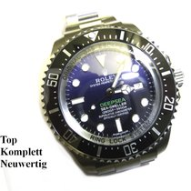 Rolex Deepsea Dweller D Blue James Cameron