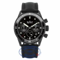 Blancpain Fifty Fathoms Bathyscaphe 43mm Ceramic Chronograph