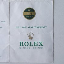 Rolex Libretto / Booklet Daytona  15053