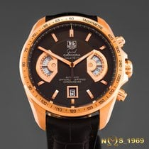 豪雅 (TAG Heuer) Grand Carrera 18K Rose gold Limited Edit.650pcs...