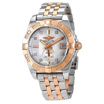 Breitling Galactic 36 Automatic Mother of Pearl Dial Unisex Watch
