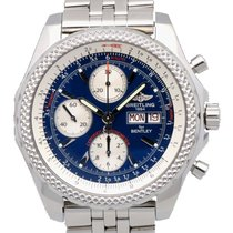 Breitling for Bentley GT Day-Date Chronograph Steel 48 mm...