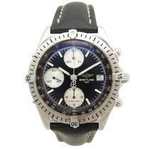 Breitling chronomat a13048 38 mm automatique chronographe acier
